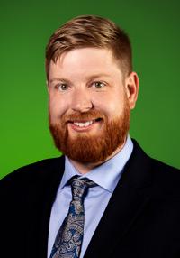Photo of Tyler Malmborg, P.E.
