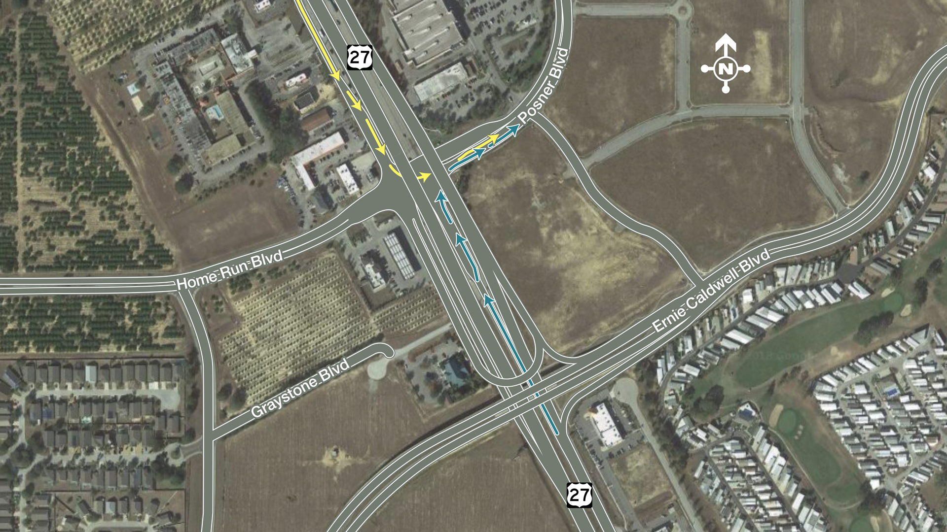 3388-US-27-Posner-Blvd-Interchange-Rendering
